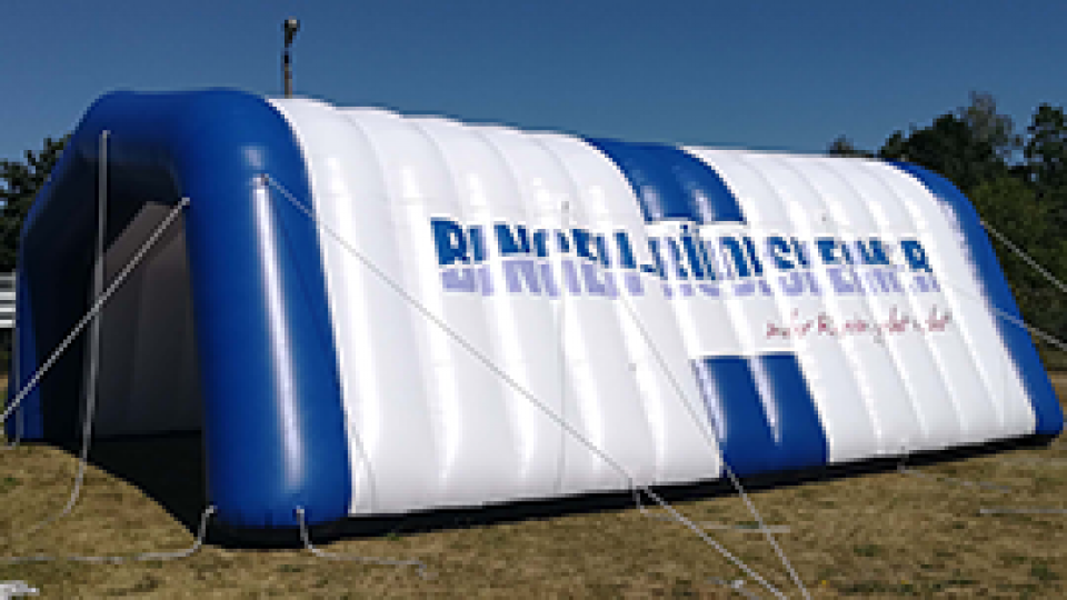 tent-inflatable